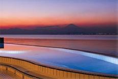 Enoshima Island Spa Guide Pamphlet
