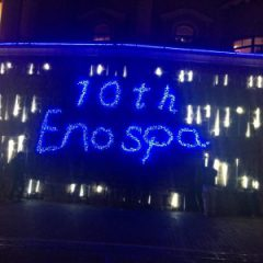 EEnoshima Island Spa 10th anniversary