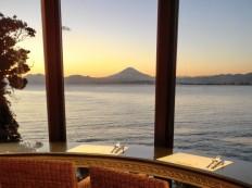 Enoshima Island Spa – Japanese Onsen resort with view of Mt. Fuji