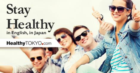 HealthyTokyo.com service