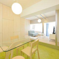 Apartment at Hotel & Residence Roppongi