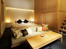 Japanese Style Boutique Hotel in the Heart of Tokyo