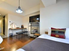 Serviced Apartment Summer into Autumn Discount