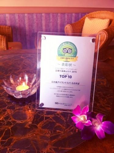 Trip advisor Top10