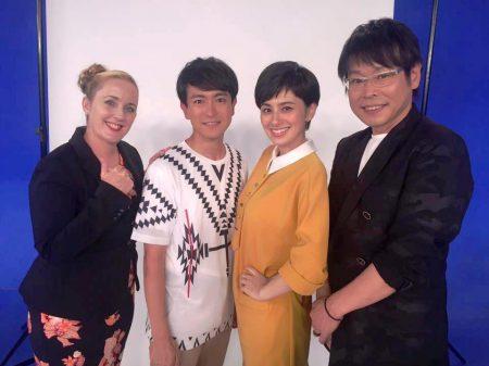 NHK Eテレ「しごとの基礎英語」Season 4 にルーシーが出演いたします!