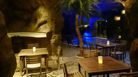 江の島アイランドスパに洞窟カフェが登場!