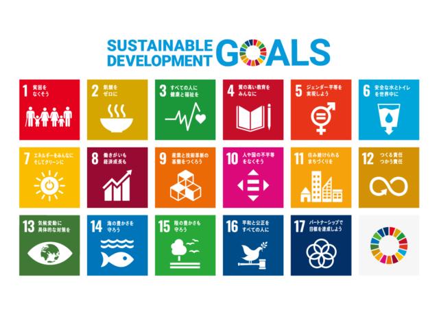 ジャーマン・インターナショナルは世界と共にSDGsの取り組みを応援しています