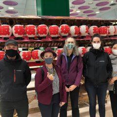ジャーマン・インターナショナル・チームが米沢市を訪れ、知られざるその歴史、文化、そしてグルメについて探索してきました!(山形県)