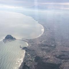 Enoshima Island View