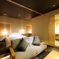 Hotel and Residence Roppongi Japanese Modern Room LIN