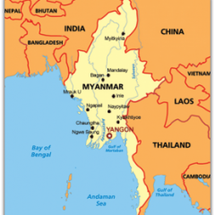 Relocation service in Myanmar by H&R Group