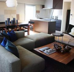 Serviced apartment at Hotel and Residence Roppongi