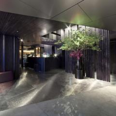 Hotel and residence Roppongi entrance