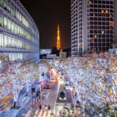 H&R Group - Christmas illumination