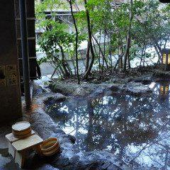 Day spa in Japan