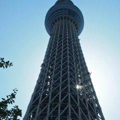 Tokyo Skytree - Deep japan