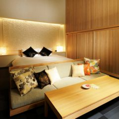 Japanese Style Hotel Rooms