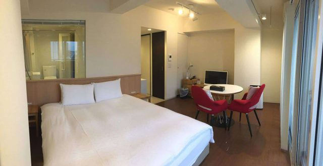 Hotel & Residence Roppongi Rooms