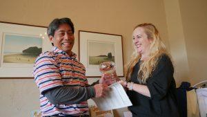 Jarman International Charity Cup Report