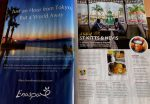 Enoshima Island Spa featured in National Geographic Traveller UK