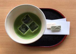 Sweets at Nippondaira