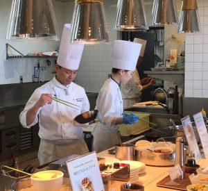 Nippondaira Hotel Breakfast