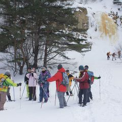 Visit Aizu area to enjoy winter activities!
