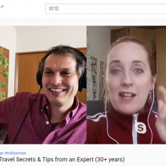 Jarman International CEO, Ruth Marie Jarman, joined one of Japan's top international YouTubers channel!