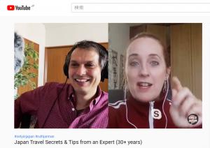 Jarman International CEO, Ruth Marie Jarman, joined one of Japan's top international YouTubers channel!