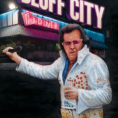 "David Lohrey Has Published His New Book ""Bluff City"""