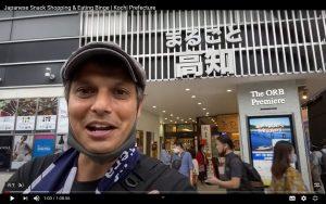 "We Can Feel the ""Taste"" of Kochi Prefecture IN TOKYO! Check John Daub's Livestream about ""Marugoto Kochi!"""