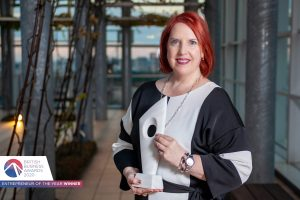 JI 50 Consultant Catherine O'Connell Received the Entrepreneur of the Year Award