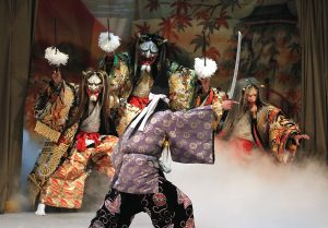 Experience the Thrill and Magic of Japanese Folk Arts from the Comfort of Your Home! (Hiroshima Kagura)
