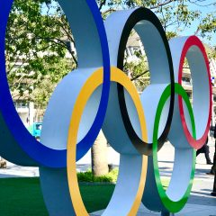 Ruth Marie Jarman shares interesting insight on the Tokyo Olympics!