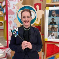 "Catch Jarman's CEO, Ruth Marie Jarman, on the popular TV show ""Sekaiichi Uketai Jugyou"" (The Most Useful School in the World) TONIGHT (June 12) at 7 PM!"